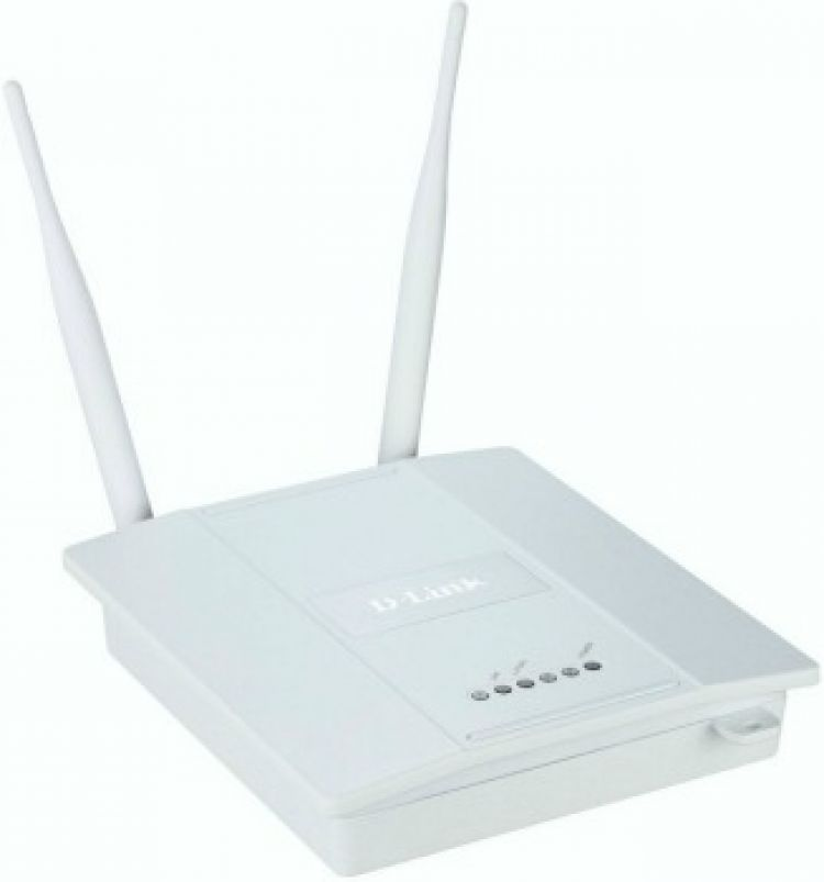 Punkt dostępowy D-Link Wireless N Single Band Gigabit PoE Managed Access Point w/ Plenum NA MAGAZYNIE!