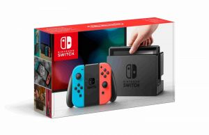 Konsola Nintendo Switch Red-Blue Joy-Con