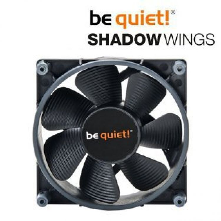 be quiet! wentylator Shadow Wings SW1 92mm PWM 92x92x25 1800rpm 17,8dB DOSTĘPNY OD RĘKI!