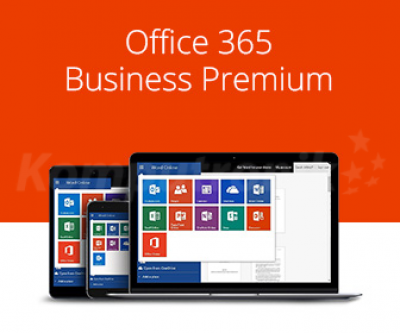 Microsoft Office 365 Business Premium - licencja na rok