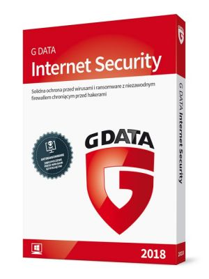 Internet Security 2018 BOX 3PC 1ROK