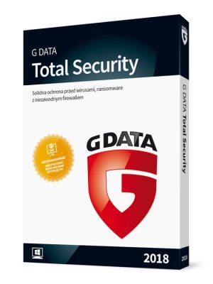 Total Security 2018 BOX 2PC 1ROK