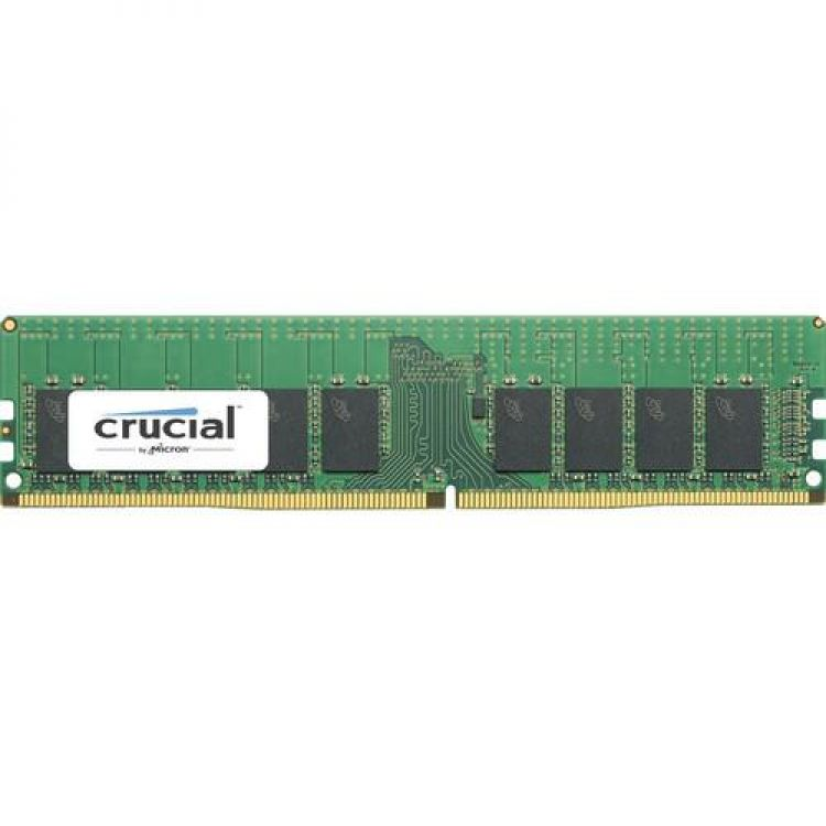 Crucial 16GB 2400MHz DDR4 C17 DR x8 ECC Registered DIMM 288pin NA MAGAZYNIE!